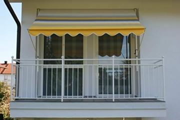 Angerer Klemmmarkise Nr. 500 Gelb 300 cm, 2302/500 - 1