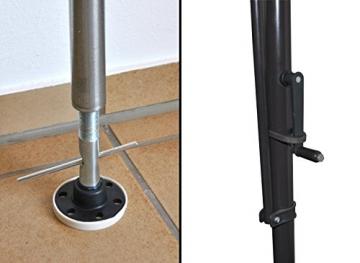 Angerer Klemmmarkise Style Taupe 250 cm, 2301/009 - 2
