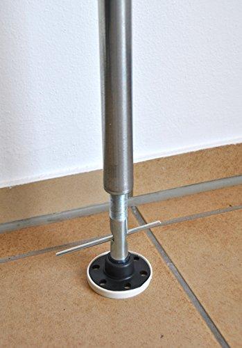 Angerer Style 300 cm Klemmmarkise, Sand - 2