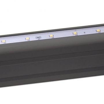 Nemaxx FCA35X Vollkassettenmarkise 3,5m x 2,5m gelb-weiß: Kassettenmarkise für optimale Beschattung aus UV-beständigem und wetterfestem Acryltuch in Grauer Kassette - nach DIN EN 13565 - 8