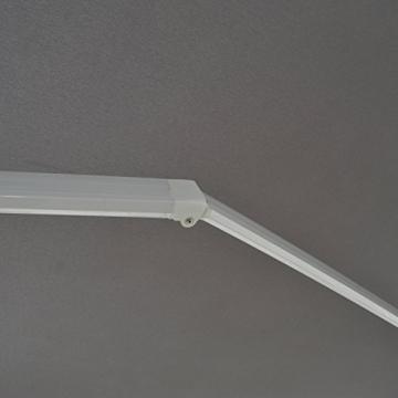Outsunny Markise Alu Gelenkarmmarkise Sonnenschutz Handkurbel (Breite: 450 cm, Länge: 300 cm) - 9