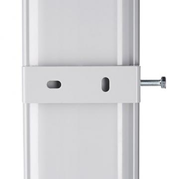 Relaxdays Seitenmarkise ausziehbar, Sichtschutz & Windschutz, Wandmontage, Kassettenmarkise HxB: 180 x 300 cm, anthrazit - 6